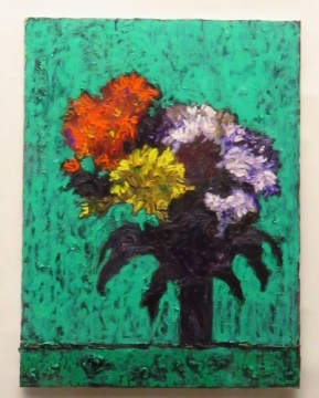 FLOWERS FOR VERONESE 2015 100X75