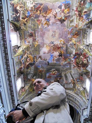 Howard Rogers in heaven